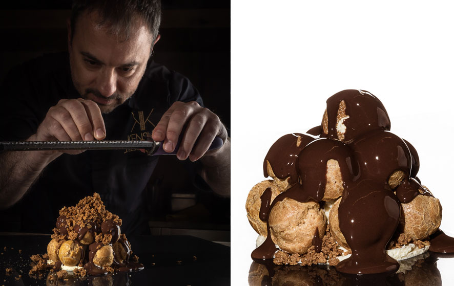 Executive Pastry Chef Dimitris Chronopoulos
